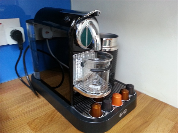 Not just a coffee machine...