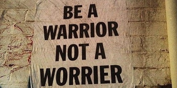 worrier-warrior