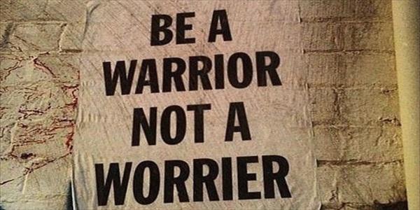 worrier-warrior