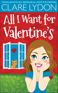 AIl I Want For Valentine's cover 200