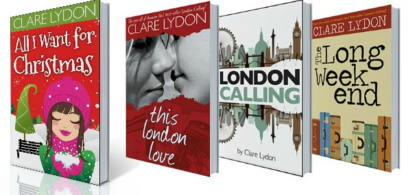 Clare-Lydon-Books