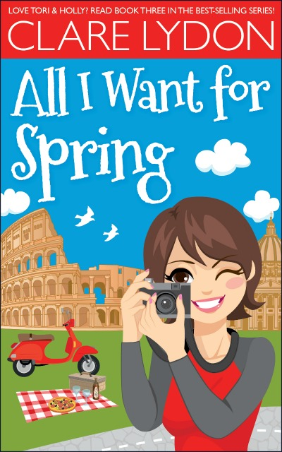 All I Want For Spring cover