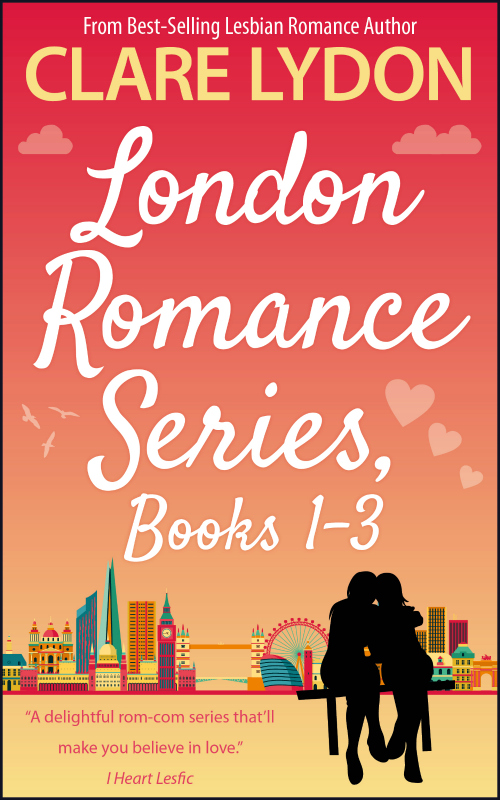 London Romance Series Boxset, Books 1-3, Out Now! – Clare Lydon