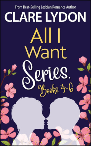 All I Want Series, Books 4-6