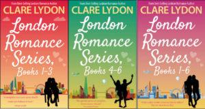 London Romance Series Boxsets