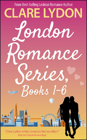 London Romance Series, Books 1-6