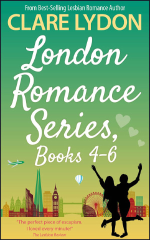 London Romance Series, Books 4-6