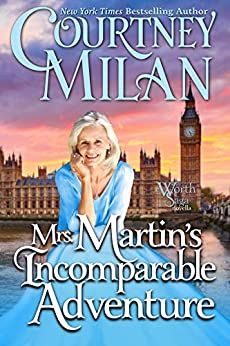 Mrs Martin's Incomparable Adventures